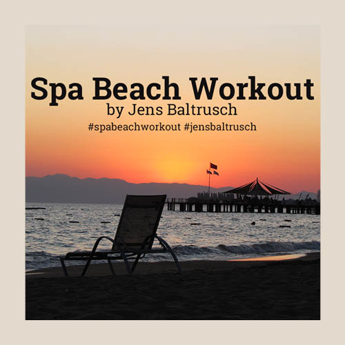 Spa Beach Workout
