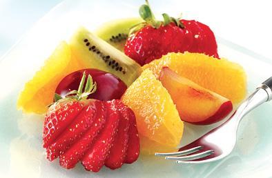 cut fruit in China