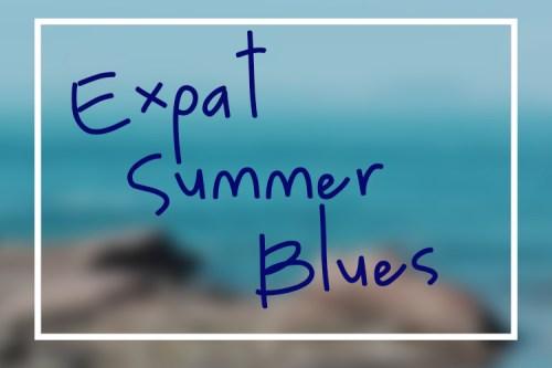 qingdao expat summer blues