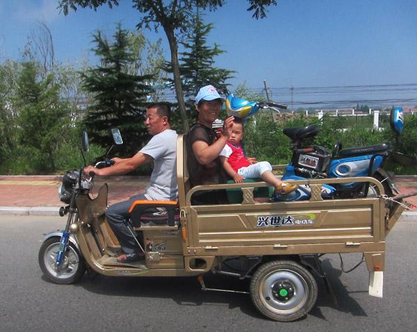 life in Haiyang China Qingdao 3