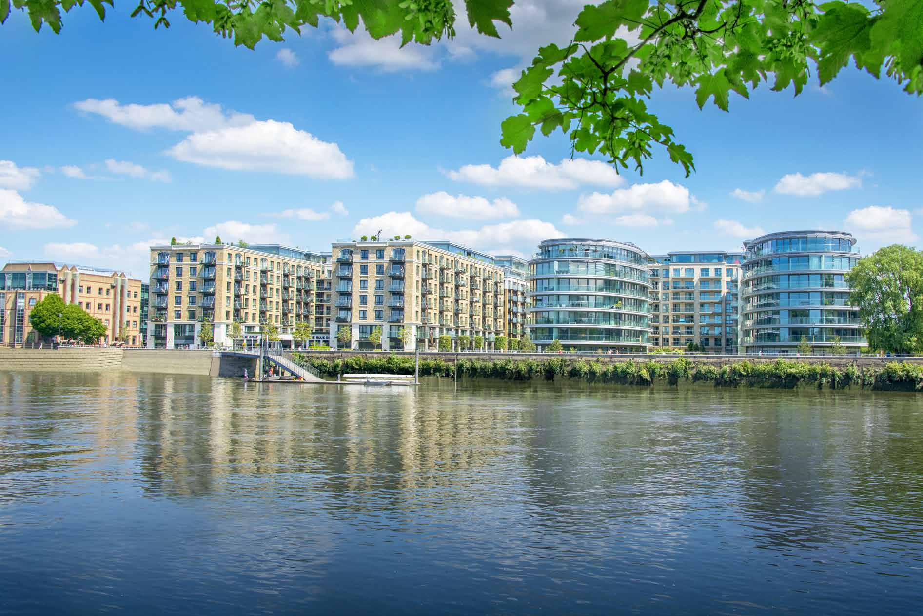 Fulham apartments in London