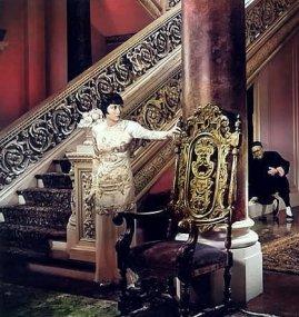 """anna may wong via 她出现在好莱坞""""星光大道"""",让欧美人看到中国旗袍的魅力 - 爱读书"""