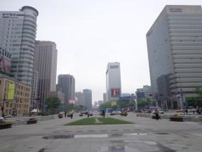 Area gwanghwamun square