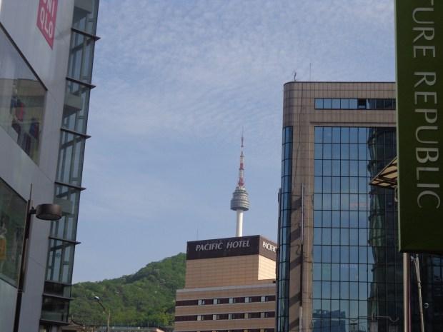 n seoul tower dr myeongdong