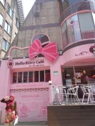 hello kitty cafe hongdae