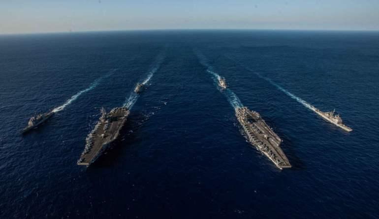 韩国海军有多强?170多艘舰艇、20万吨排水量,实力不容小觑