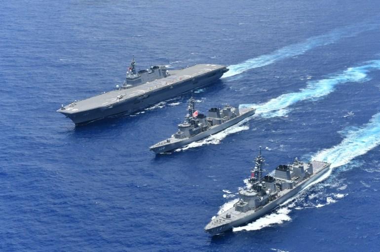 中國如何應對美國在南海的騷擾?美媒首次披露,兩個細節值得注意