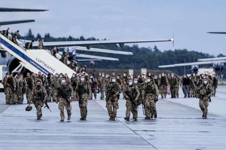 中国才立的规矩,澳军要以身试法?想清楚之前,看看英军做的示范