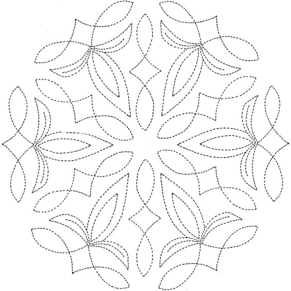 Free Pattern Friday — Hand Quilting Patterns for Alternate