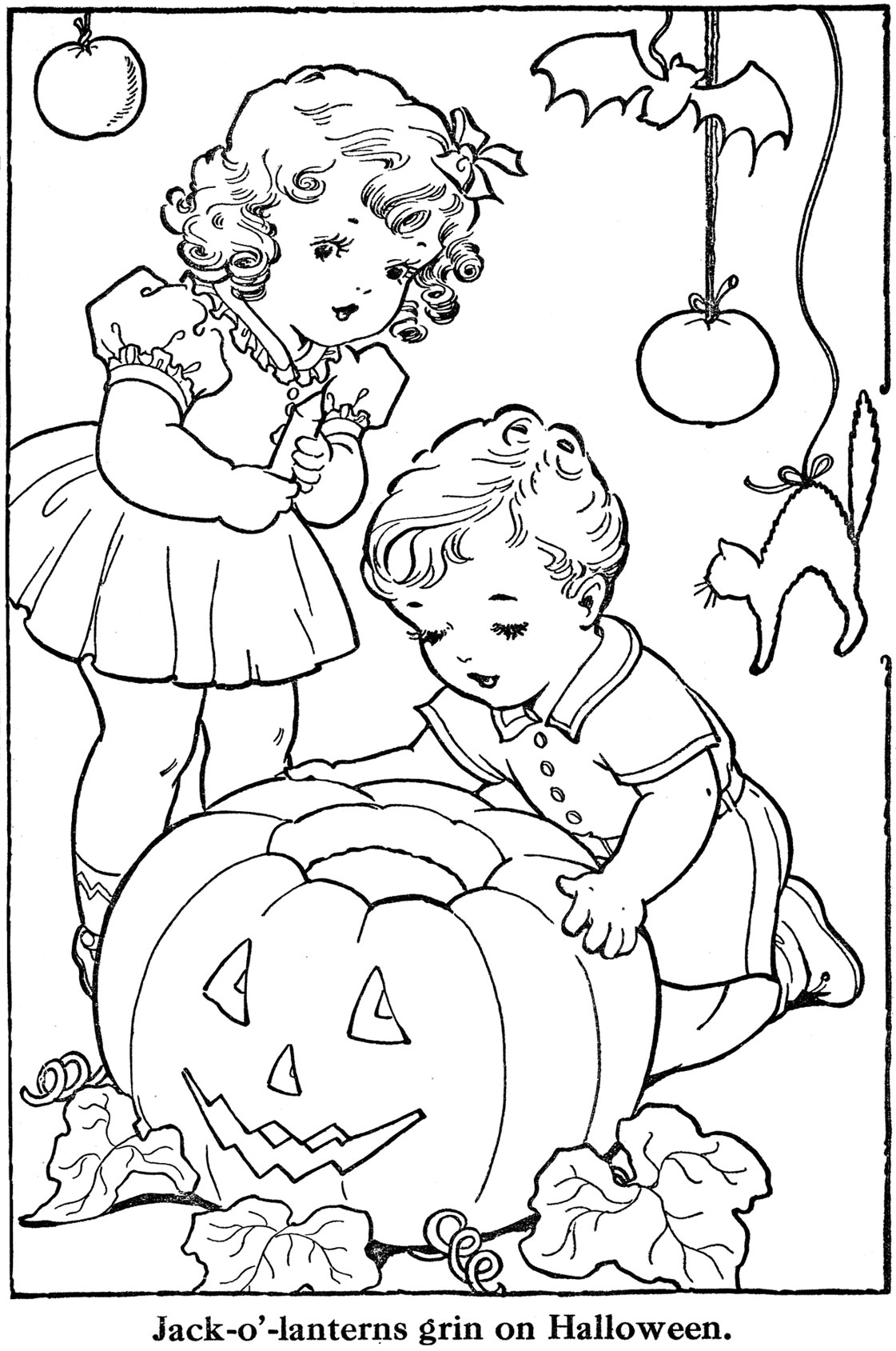 It's the Great Pumpkin Charlie Brown Coloring Pages Linus