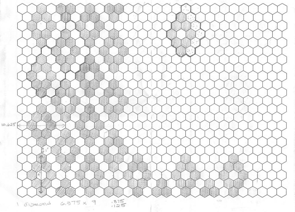 Diamond Field Quilt Blocks