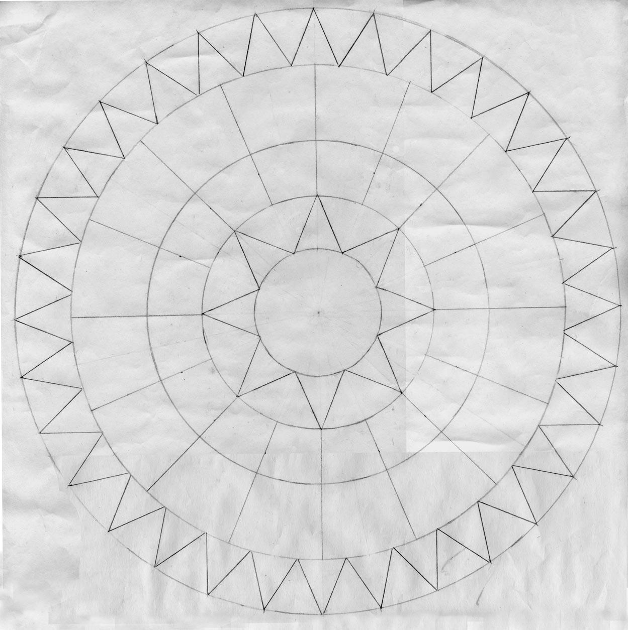Ladies Art Quilt Company Pattern #99