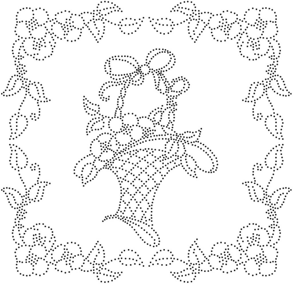 Ladies Home Journal – Vintage embroidery Patterns