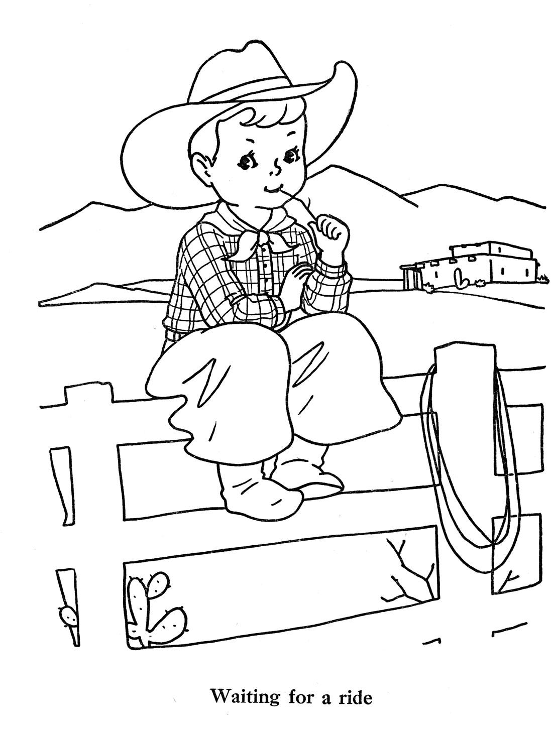 Favorite Paint Book — Little Boys