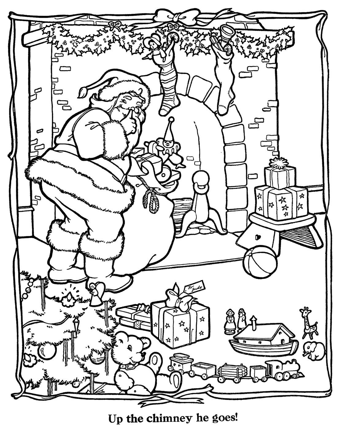 Countdown to Christmas – 1 Day