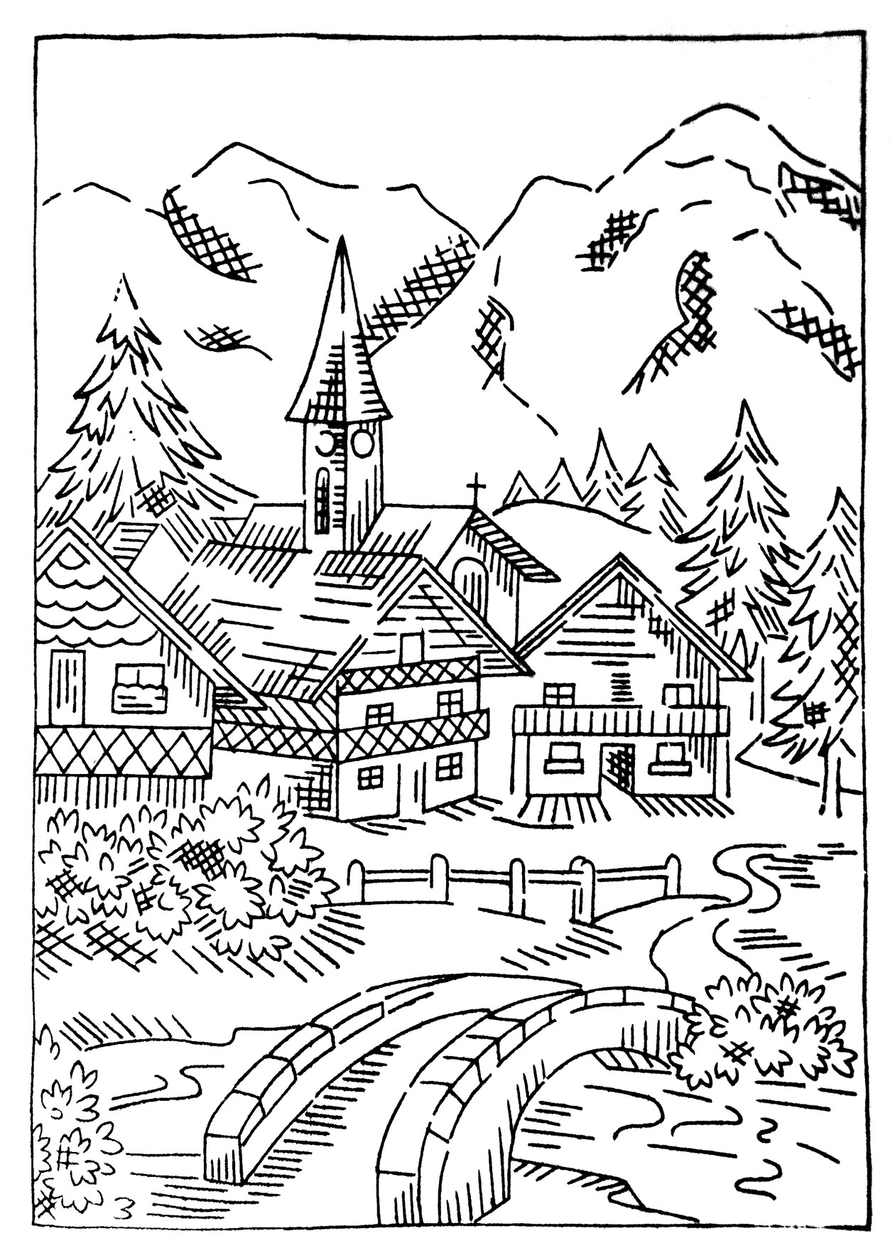Vintage Valentine Embroidery Transfers