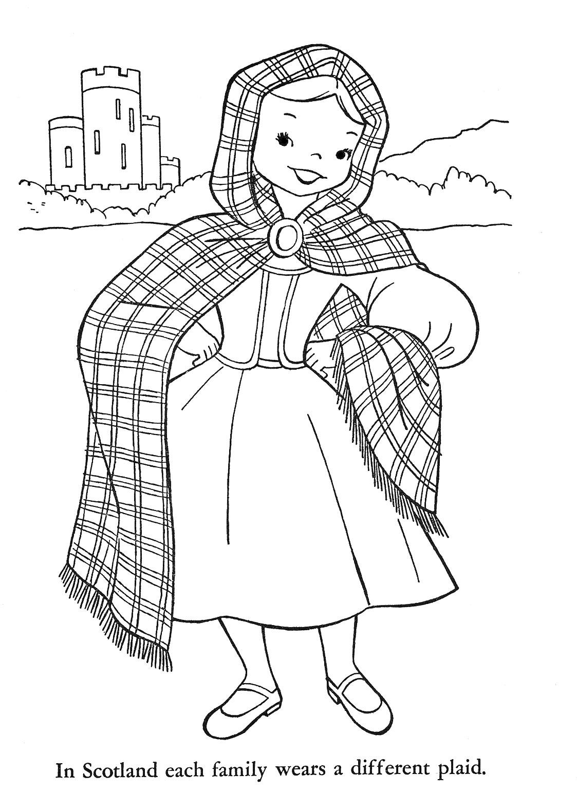 Children of Other Lands, 1954