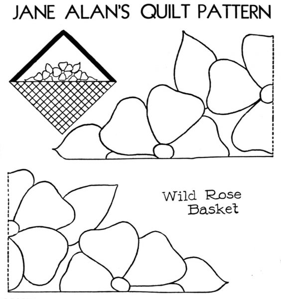 Free Pattern Friday — Jane Alan's Basket Quilt with