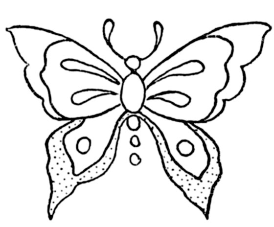 Butterfly Embroidery Patterns, 1914