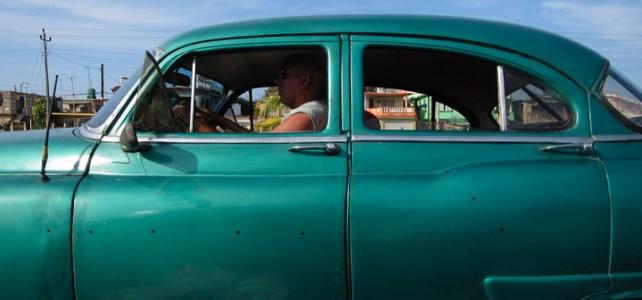 Vintage Chevrolet in Cuba