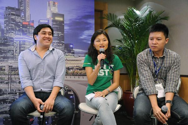 Qiuyun Song Startup Speaker