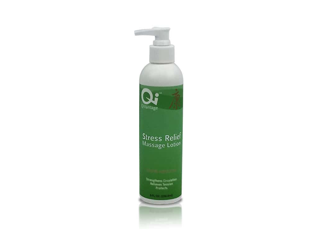 Stress Relief Massage Lotion  QiVantage