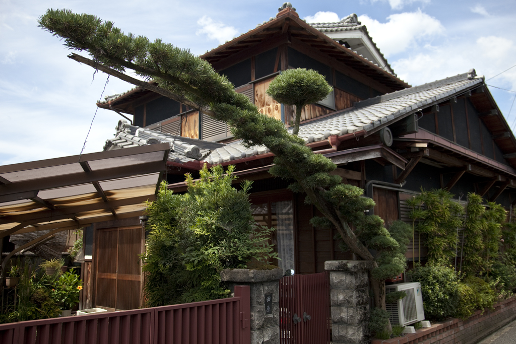 traditional japanese architecture  Quirky Japan Blog