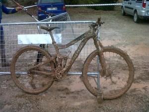 niner barro mud btt bicicleta