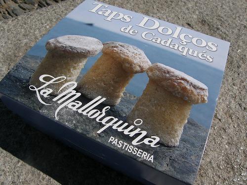 Taps dolços de Cadaqués Pastisseria La Mallorquina