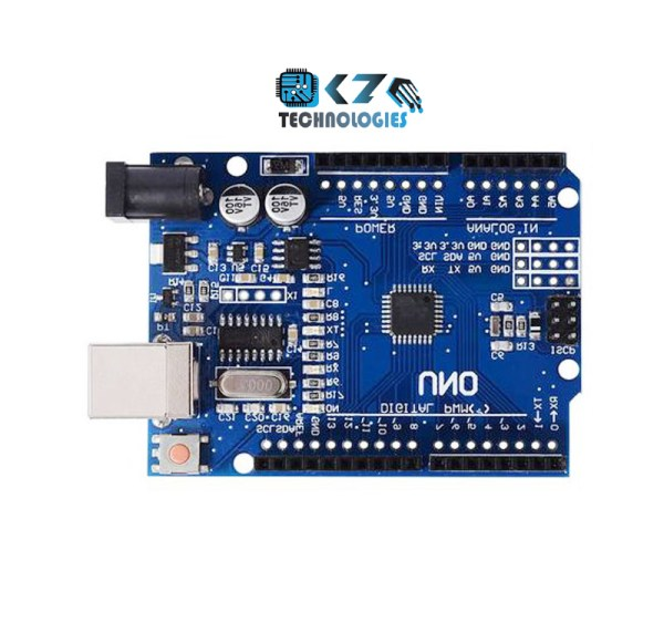 ARDUINO UNO REV3/R3 ATMEGA 328 SMD CH340 WITHOUT USB CABLE IN PAKISTAN