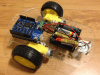 3 wheel robotic car