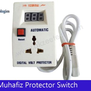 this is a muhafiz switch to protection from over under voltage