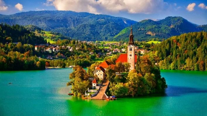 أجمل دولة في العالم