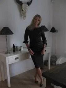 Hylle kjole MaxMara