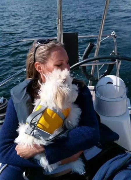 hund-sejle
