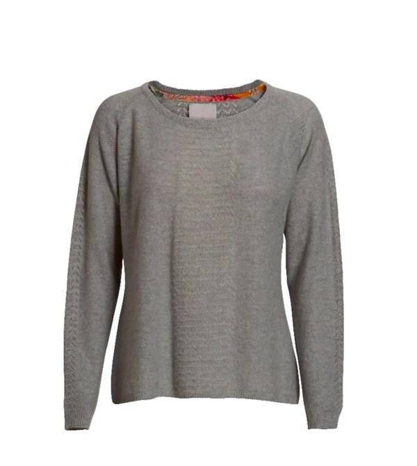 oenling-bella-sweater-graa