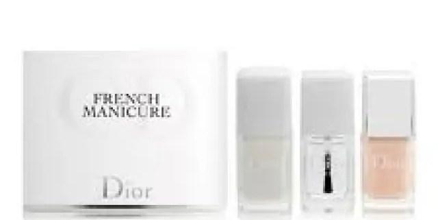 Evig smuk fransk manicure