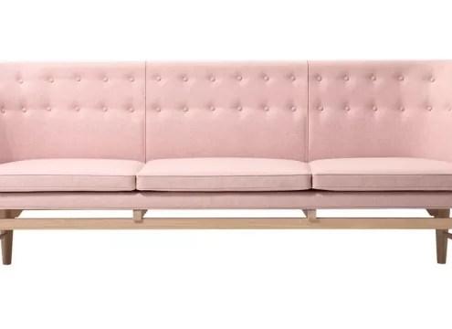 Min lyserøde drøm af en sofa