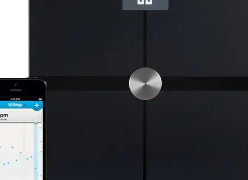 WiFi badevægt – årets gadgetgave