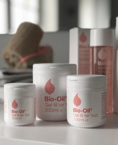 Bio-oil gel