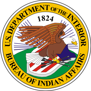 Bureau of Indian Affairs Taholah Agency
