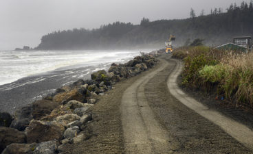Quinault Road Management Program | Quinault Forestry Department