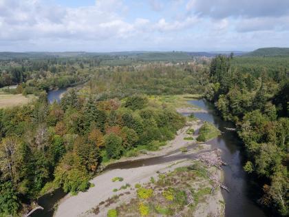 Chehalis Basin Restoration
