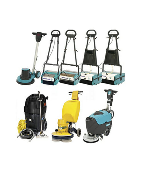 Vacuums & Machinery