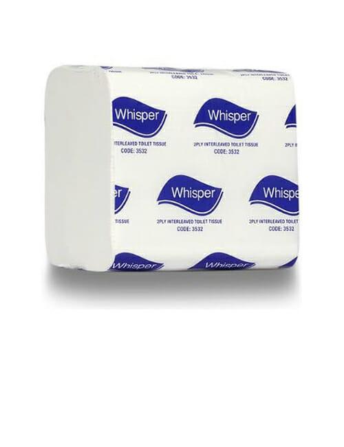 Folded Toilet Tissues