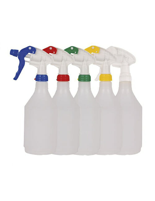 Spray Bottles & Dispensing Equipment