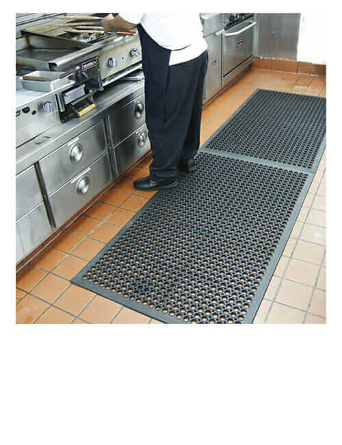 Wet Area & Grease Proof Safety Mats