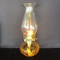 Traditional Oil Lamp 32cm #33  QLD Lamp Oil Supplies