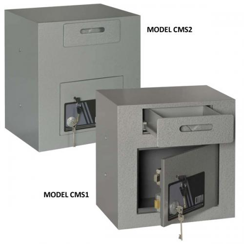 CMI Cash Management Safe With Deposit Drawer Chute – CMS-2