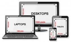 Nieuwe QledX website responsive